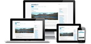 joomla webdesign responsive