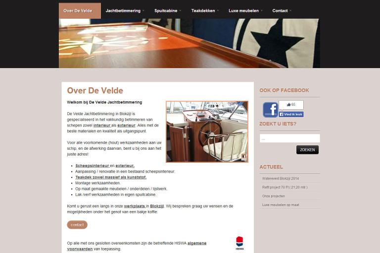 joomla-website-develde
