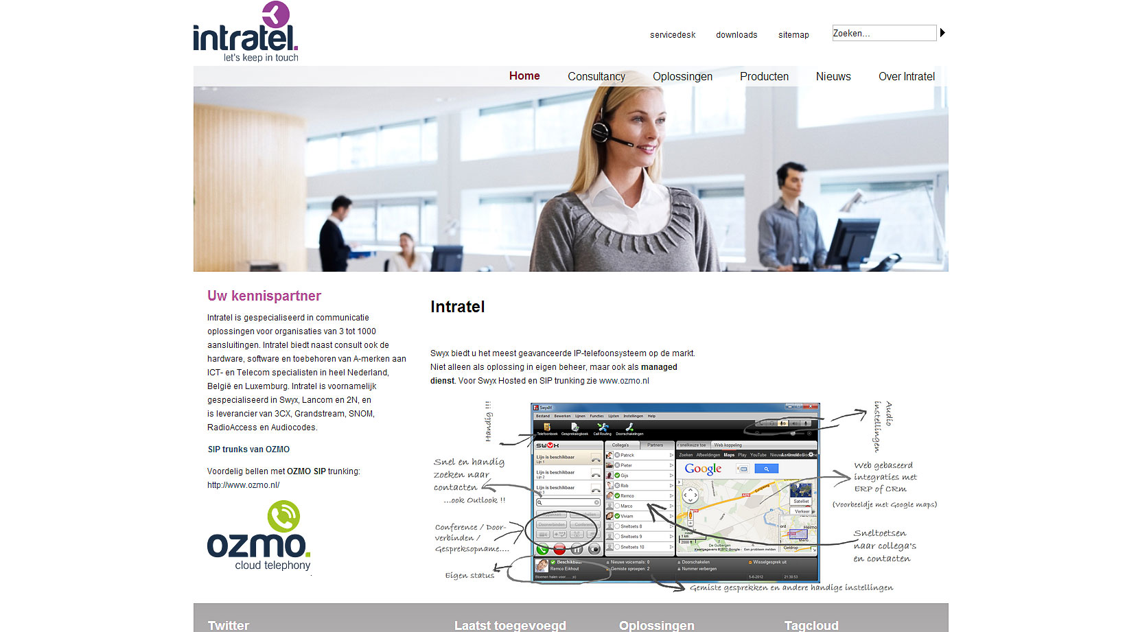 joomla-website-intratel