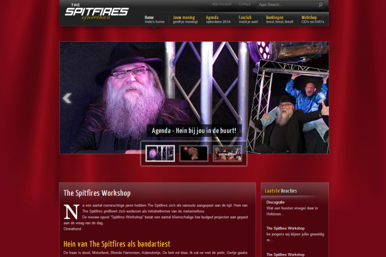 joomla-website-spitfires