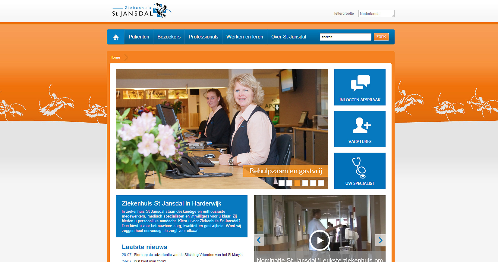 joomla-website-stjansdal