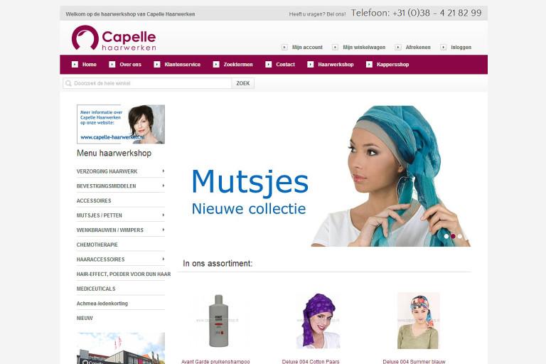 Capelle Haarwerken uit Zwolle