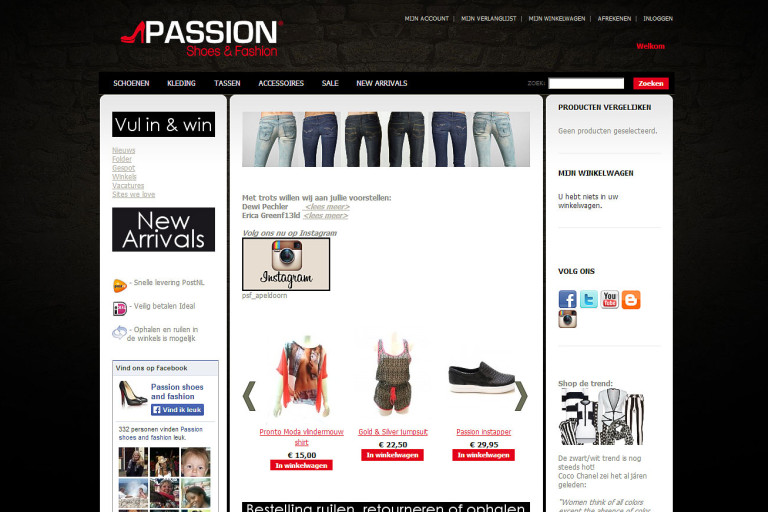 magento-webshop-psf