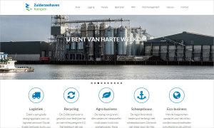 WordPress Zuiderzeehaven Kampen