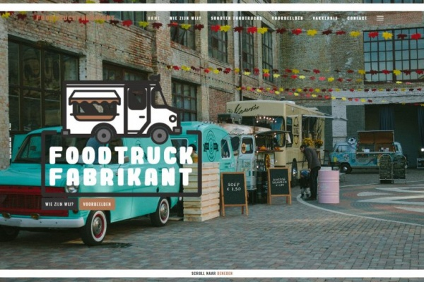 Foodtruck fabrikant - Netfort SEO en Webdesign Kampen