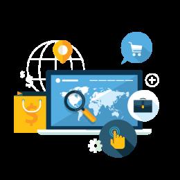 Netfort kan meer dan 300 domeinnaam extensies voor je registreren