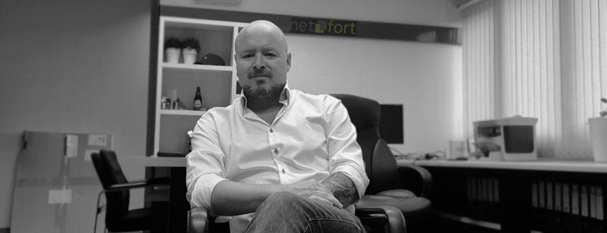 Tonny Duiveman, eigenaar en SEO specialist
