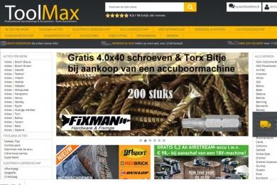 Magento SEO voor Toolmax