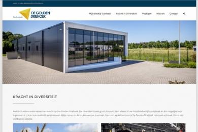 De Gouden Driehoek bedrijventerrein - Netfort SEO en Webdesign Kampen