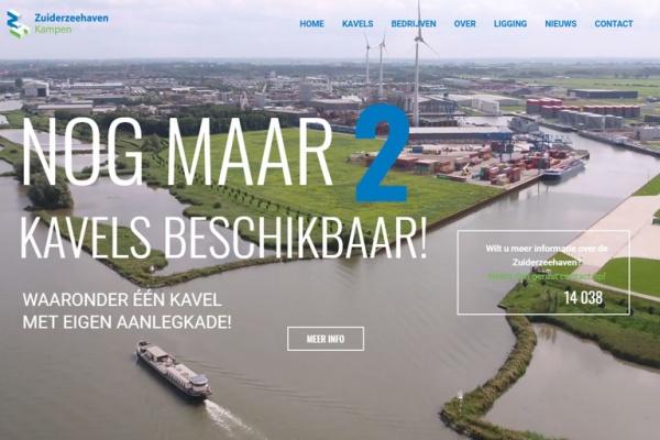 Zuiderzeehaven - Netfort SEO en Webdesign Kampen